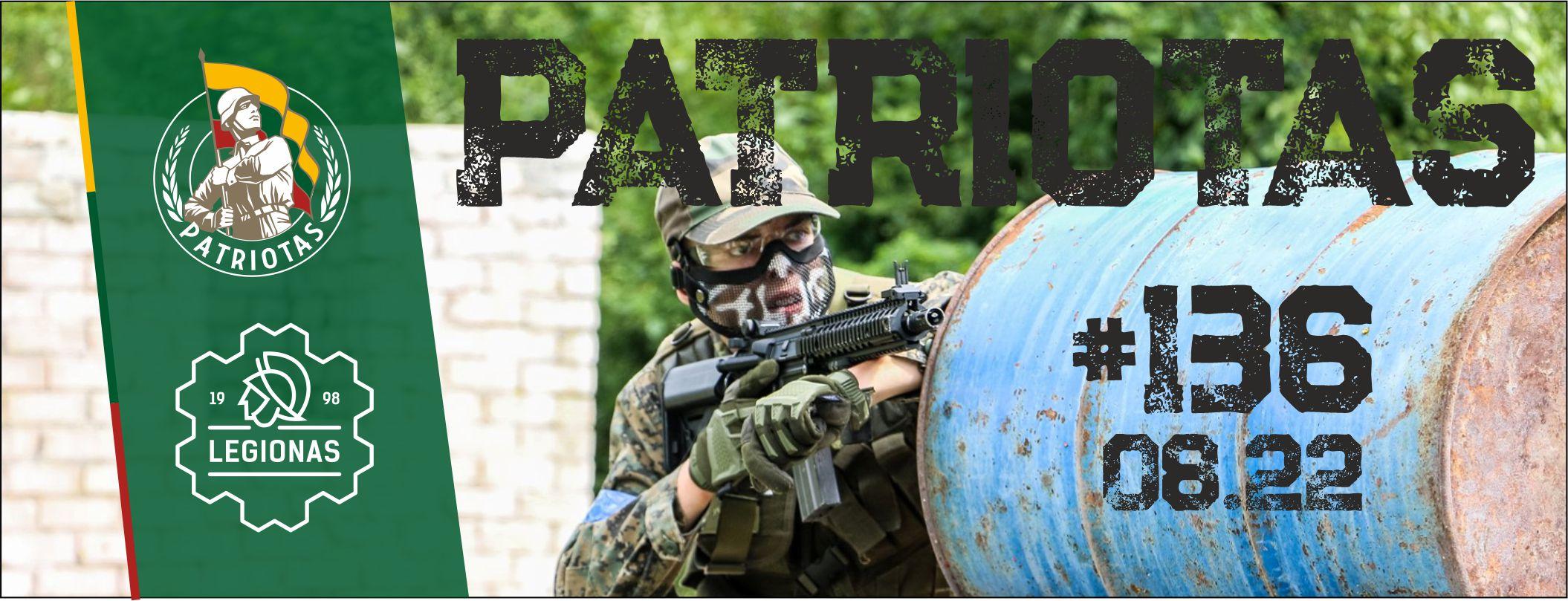 PATRIOTAS136